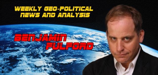 Benjamin Fulford Weekly Report
