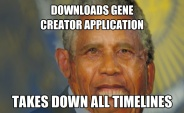 Downloads Gene Creator Application Takes down Timelines