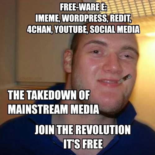 Free-War E The Takedown of Mainstream Media ITS FREE