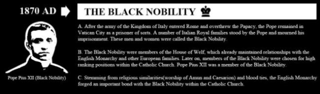 Illuminati Memebers Part 4-3 Black Nobility