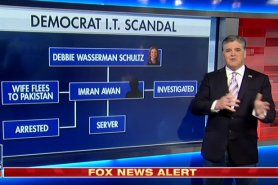 Sean Hannity Diagrams Clinton-Obama-DNC Scandal (4)