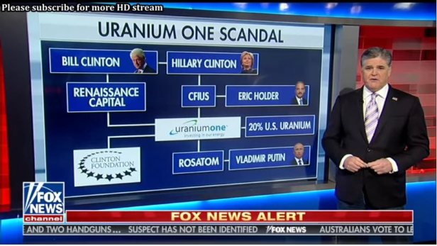 Sean Hannity Diagrams Clinton-Obama-DNC Scandal (6)