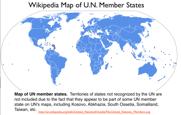 U.N.-Member-States-Map
