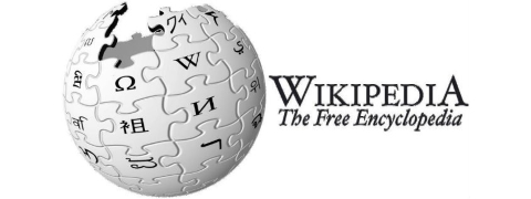 Wikipedia Logo Wide
