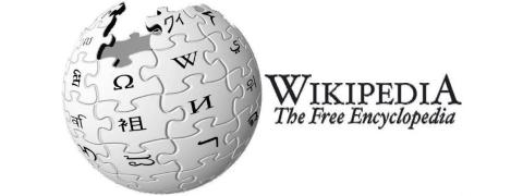Wikipedia Logo Wide