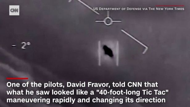 Aliens, UFOs, Flying Discs and Sightings -- Oh My