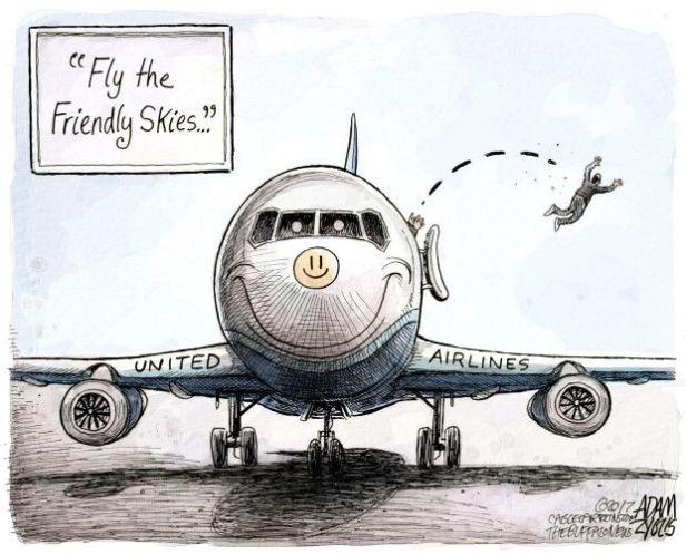 b64335233871a8f3da9fef6baa146396--united-airlines-political-news