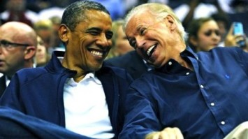 Biden Obama - Ball Game Laugh 2