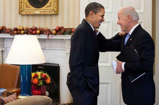 Biden Obama - Laugh 2