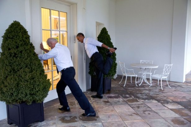 Biden Obama - Stretch