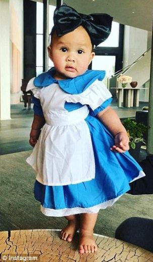 Chrissy Tiegen Baby 1