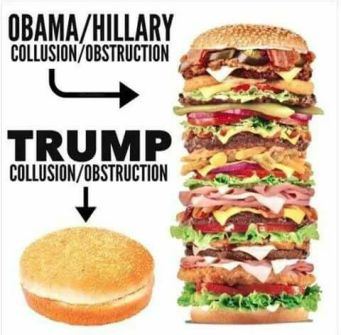Clinton vs Trump Nothing Burgers