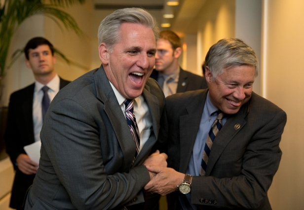 Kevin McCarthy, Fred Upton