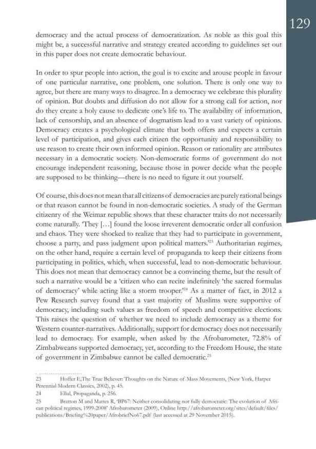Defence Strategic Communications V1 #1 Narrative and Social Media11