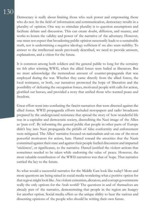 Defence Strategic Communications V1 #1 Narrative and Social Media12