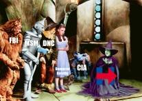 ! ! Democrat Dorothy - Melting H 1