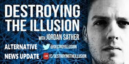Destroying the Illusion Alternative News Update BANNER