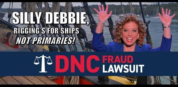 DNC Debbie Wasserman Shultz Rigging