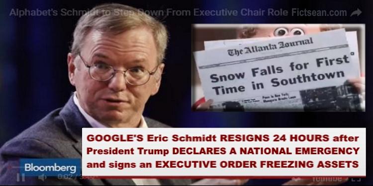 Image result for eric schmidt resigned