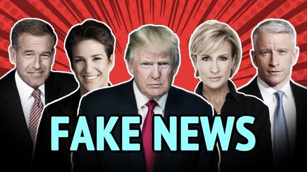 Fake News Trump