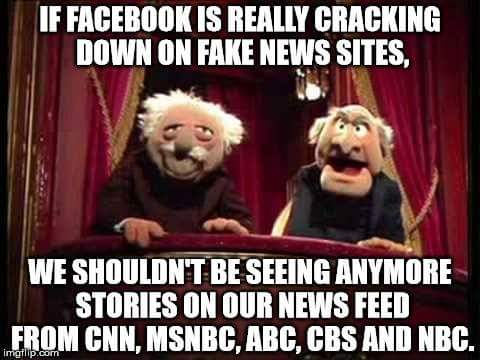 False New Sites ABC NBC CNN WSJ