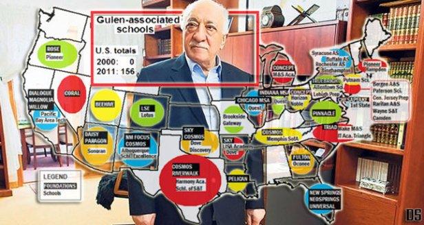 ! Fethullah Gulen Charter Schools in US 1