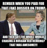 Hillary Clinton That Was Awesome Chris Farley Trump Dossier
