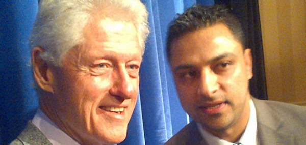 Imran Awan Bill Clinton