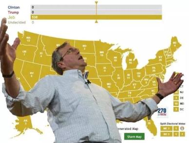 Jeb Bush Election Fantasy