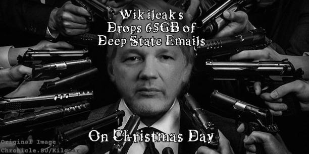 Julian Assange Wikileaks John Wikileaks BANNER
