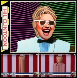 ! Max Headroom with Hil Clintoon 2