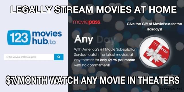 Movies123.to Hub and Movie Pass BANNER