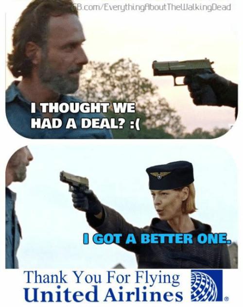 NeeganNOT Neegan but Rick Walking Dead