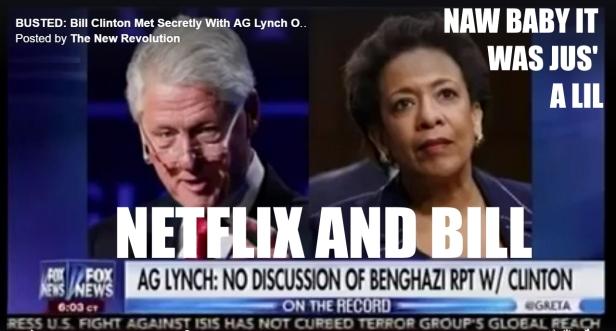 ! Netflix and Bill