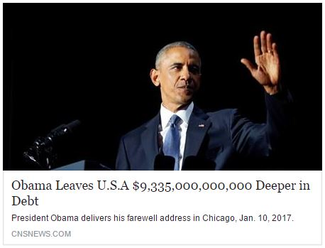 Obama 9.335 Trillion Deeper in Debt
