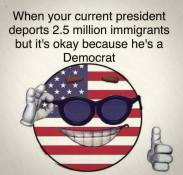 Obama deported 2.5 million illegals