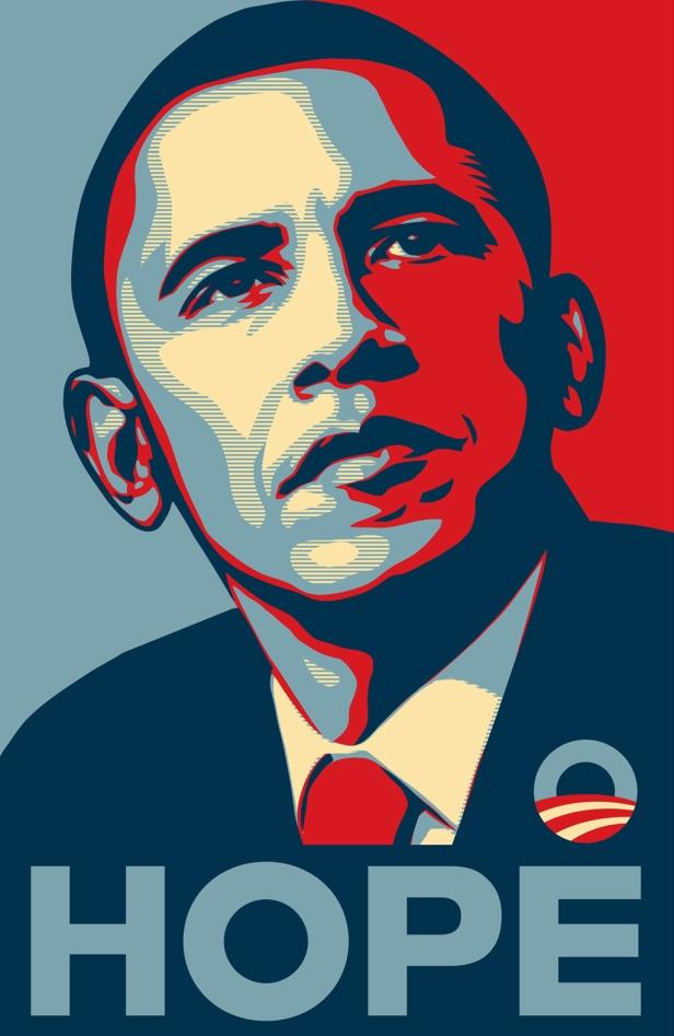 Obama Hope OBEY