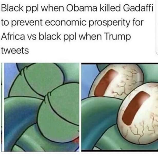 !!! Obama Killing Ghadafi