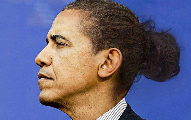Obama Mike Russek
