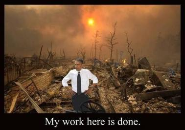 Obama My work here is done 1