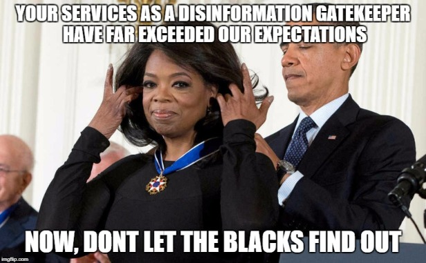 Obama Oprah Winfrey