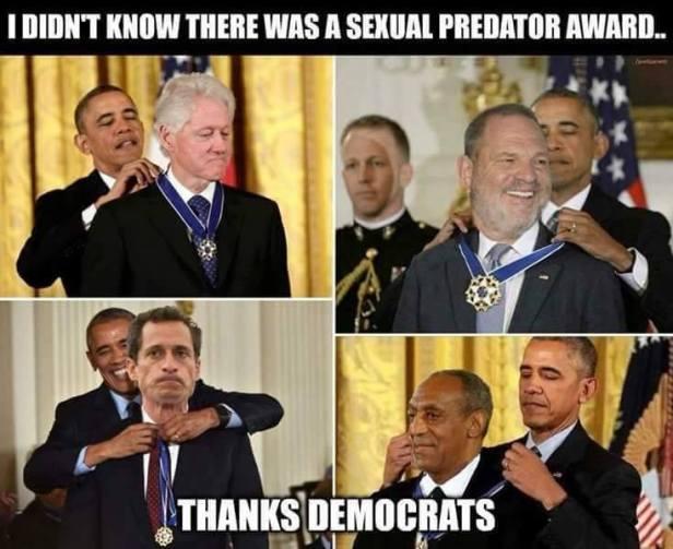 ! Obama Presenting Medal 4 Up