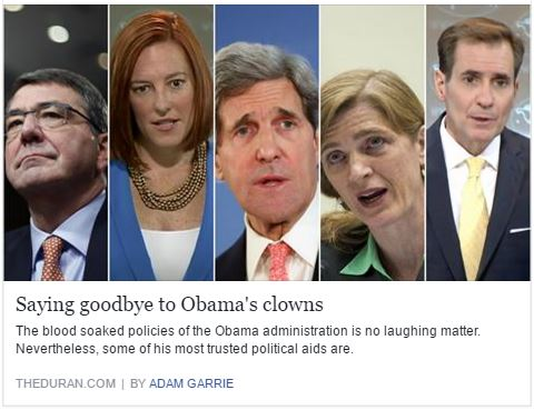 Obama's Clowns