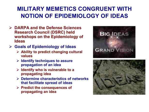 Presentation Military Memetics Tutorial 13 Dec 1114