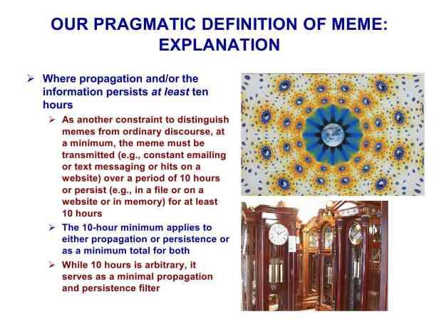 Presentation Military Memetics Tutorial 13 Dec 1139