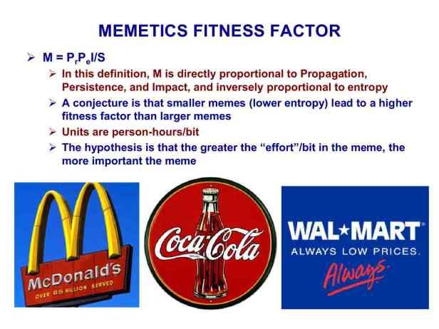 Presentation Military Memetics Tutorial 13 Dec 1168