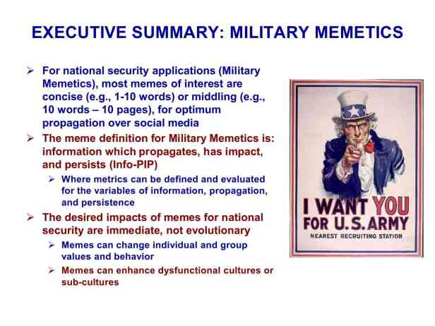 Presentation Military Memetics Tutorial 13 Dec 119