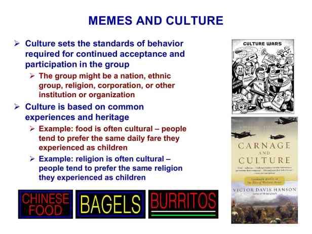 Presentation Military Memetics Tutorial 13 Dec 1195