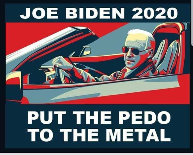 ! Put the Pedo to the Metal Pedal Medal