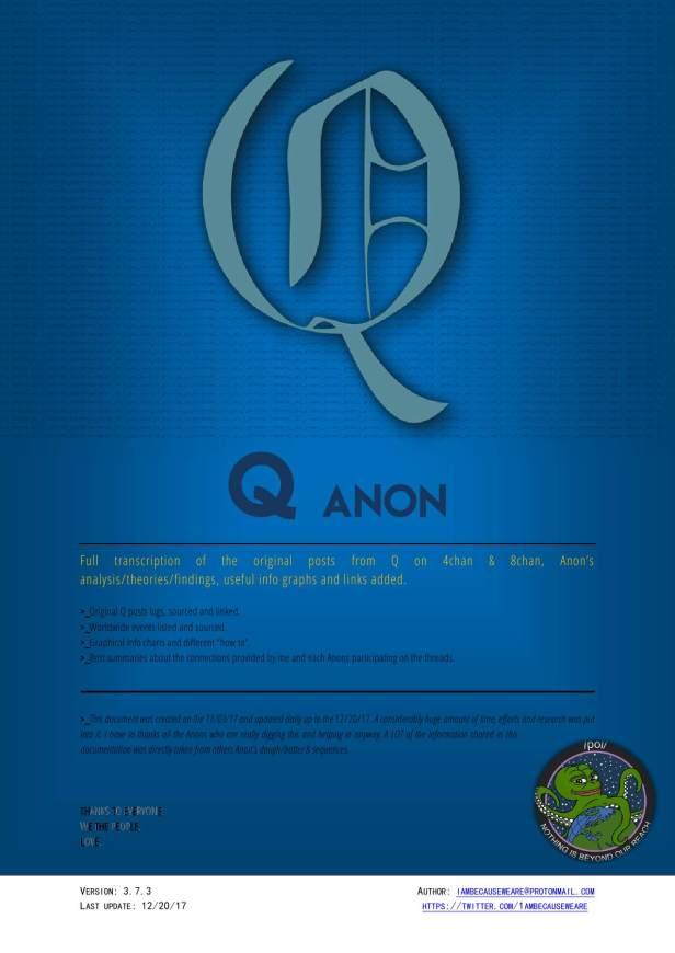 Q Anon Ultimate Guide 1712211
